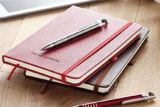 Carnet personnalisé notebook montélimar