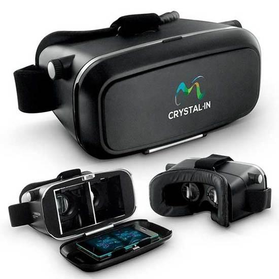 Casque lunette réalité virtuelle personnalisé