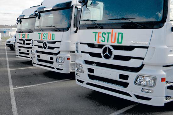 Flocage adhésif flotte véhicules montélimar