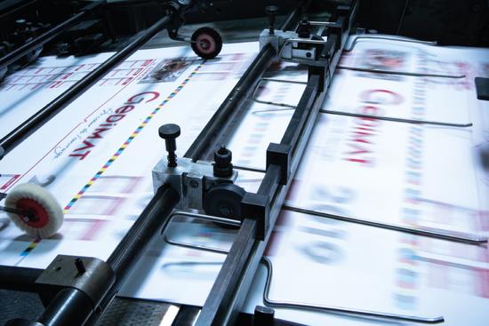 imprimerie montélimar - impression offset