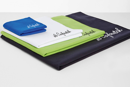 serviettes personnalisées montélimar
